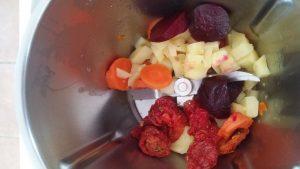 Salchichas saludables veganas